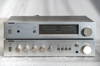 Amplificatore TENSAI TM-2260 + Pre-amplificatore TP-2200