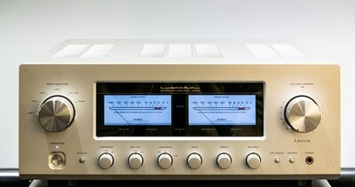 AMPLIFICATORE LUXMAN L-505 UX