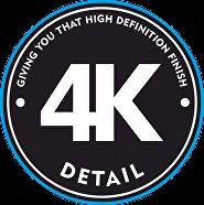 4K Detail Ltd company number: 12600070