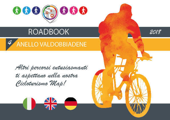 Roadbook Anello Valdobbiadene