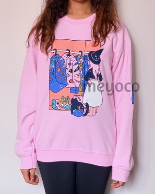 Witch Wardrobe Sweatshirt