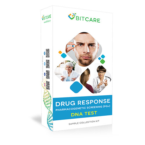 Drug Response DNA Test