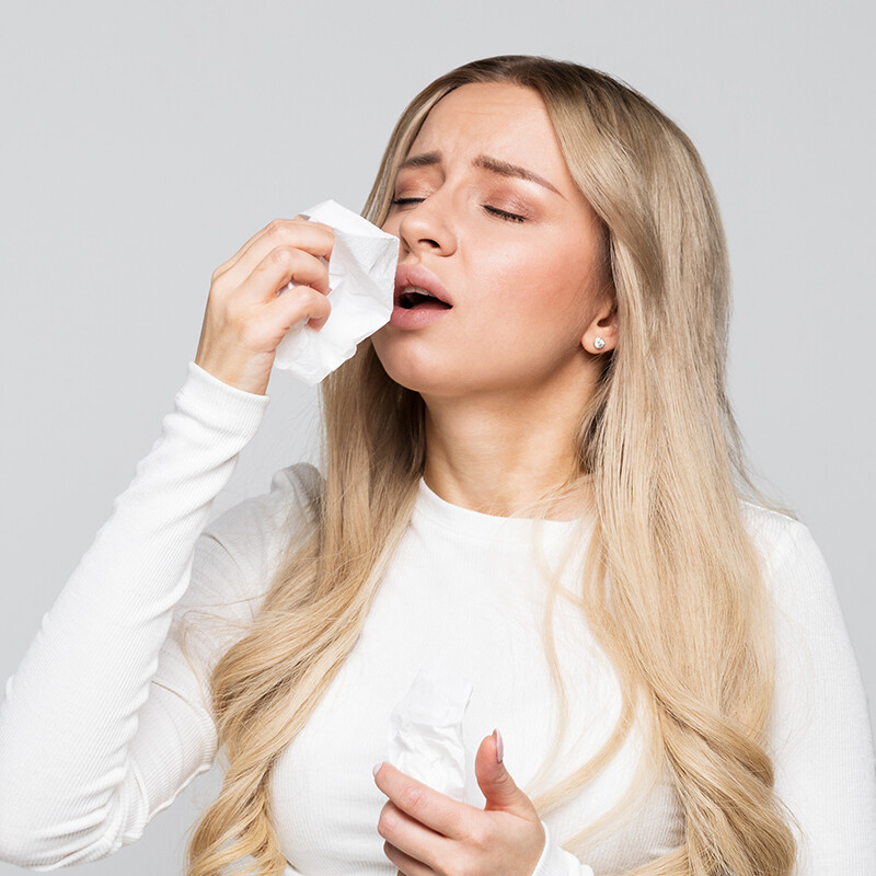 Allergy & Intolerance Choice 70 Test