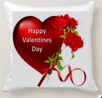 Valentines Day Pillow 1