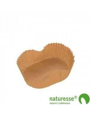 Bakpapier bruin, verpakt per 50 stuks