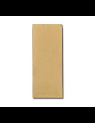 FSC® papieren snackzak 16+10,5x38cm nr.29 (3 pond) verpakt per 10kg/800 stuks