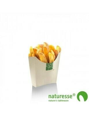 Paperwise frites scoop cup 93x130x35mm Verpakt per 800 stuks