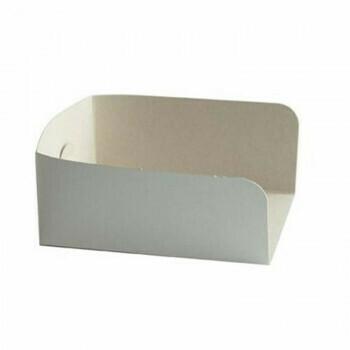 InschuifKarton, Wit | 14x10,5cm, verpakt per 250 stuks