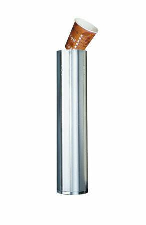 RVS bekerverzamelaar opbouw BS50/51/52