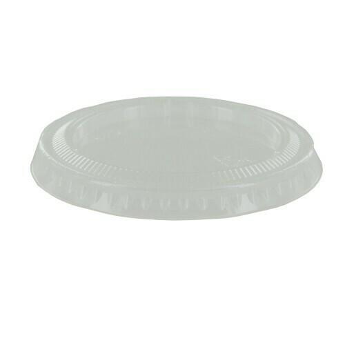 Deksels (voor sauscup), CPLA | Ø70mm, verpakt per 2000 stuks