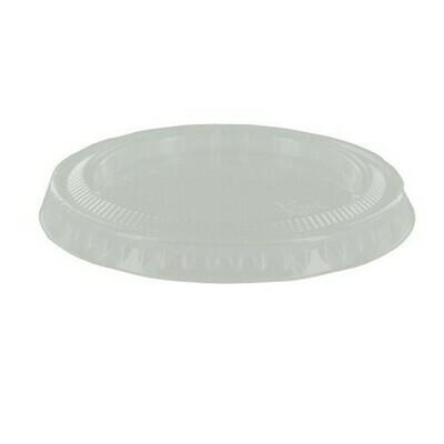 PLA deksels voor de 100% FAIR sauscups ∅62mm, verpakt per 4000 stuks