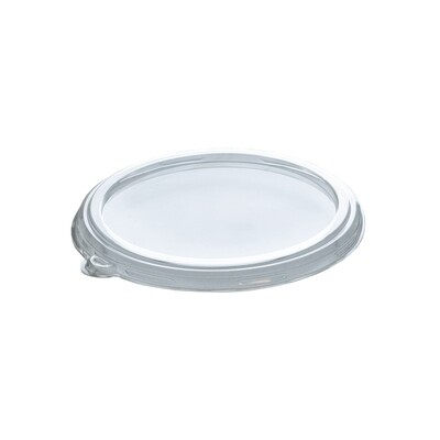 PLA lid for 240,360 and 480ml containers, packed per 50 pieces