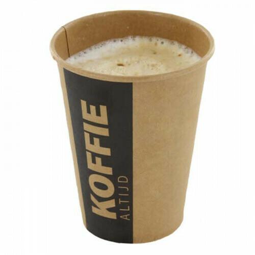 Koffiebekers (Altijd Koffie), Karton | 355ml/12oz- Ø89,5mm, verpakt per 1000 stuks