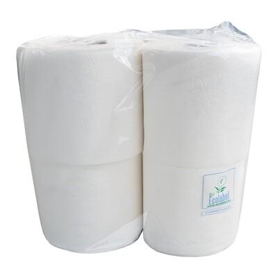 239040 Euro tissue 100% cellulose 2-laags toiletpapier, pak van 40 rollen
