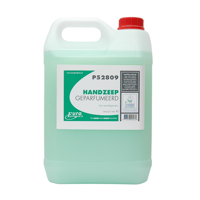 P52809 Euro sanitaire handzeep de luxe, ECO, 5 liter can