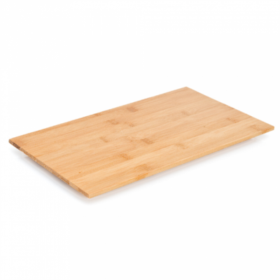 Bamboe presentatieplank  36,8x21x2x2 cm, verpakt per stuk