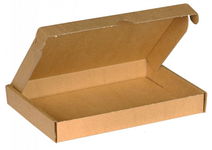 Brievenbusdoos A5 22x15,5x3cm, verpakt per 50 stuks