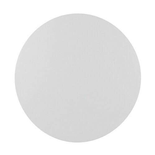 Taartranden, karton rond Ø 24 cm wit met gladde rand, verpakt per 300 stuks