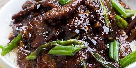 Mongolian Beef - GF