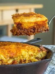 Chile Pot Pie