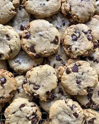 GF Chocolate Chip Cookie Dough (Serves 6)