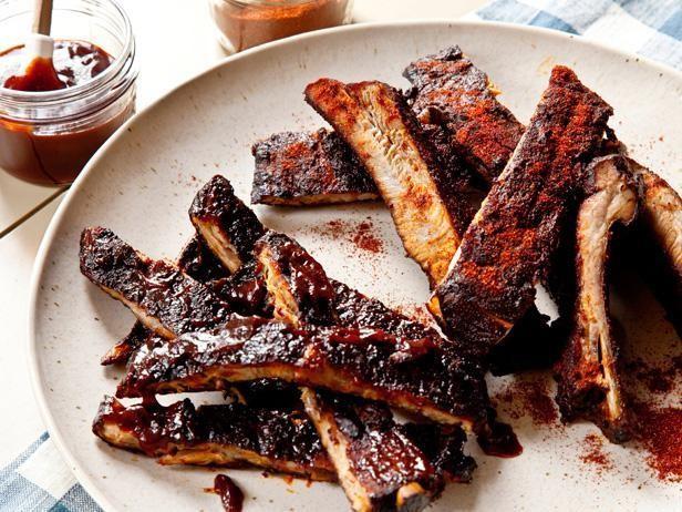 BBQ Pork Spare Ribs - GF