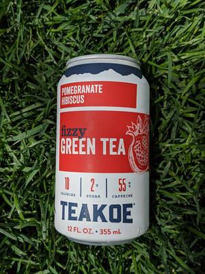 Teakoe Canned Iced Tea