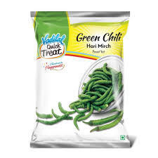 VADILAL GREEN CHILLI 343 GMS