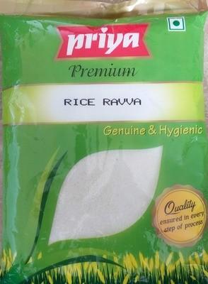 PRIYA RICE RAVVA 1 KG