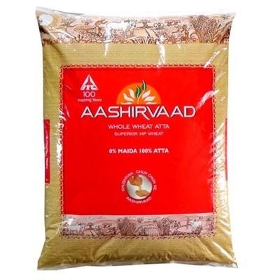AASHIRVAAD ATTA 10KG(EXPORT PACK )