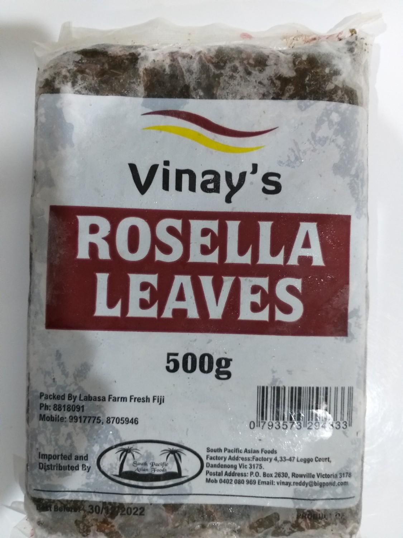 ROSELLA LEAVES (GONGURA) 500GMS