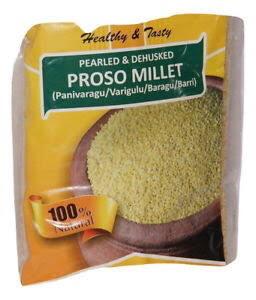 PROSO MILLETS(VARIGALU) 1 KG