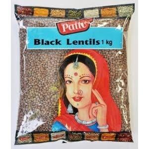 PATTU BLACK LENTILS ( MASOOR DAL SABUT)1 KG