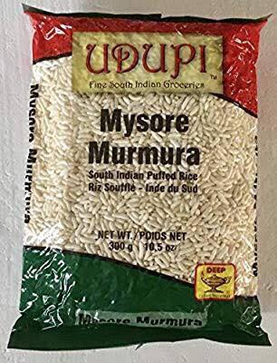 UDUPI MYSORE MURMURA (PUFFED RICE) 300 G
