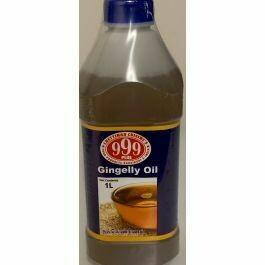999 PLUS GINGELLY (SESAME) OIL 1L