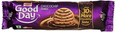 BRITANNIA CHOCO CHIPS (120 g*6)