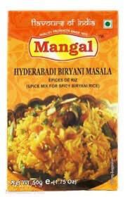 MANGAL HYDERABAD BIRYANI MASALA 50 G