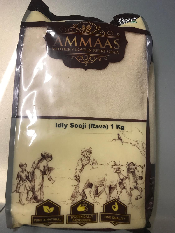 AMMAS IDLI SOOJI (RAVVA) - 2 KG