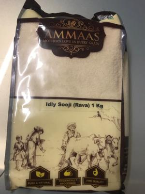 AMMAS IDLI RAVVA 2 KG