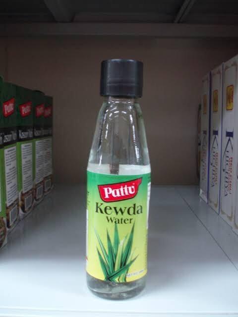 PATTU KEWDA WATER 180 ML