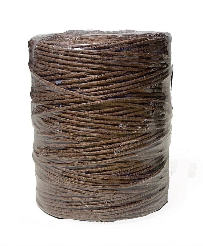 FS315BRN - 35 mm Brown Bind wire 673 feet $9.85 each Minimum Order: 1 roll Case Pack 24 rolls