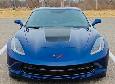 Chevy Corvette Stingray C7 Hood Graphics