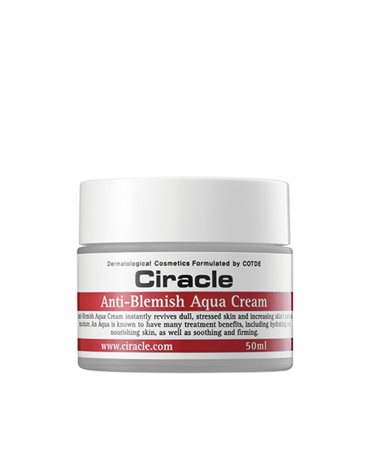 CIRACLE Anti-Blemish Aqua Cream 50 ml