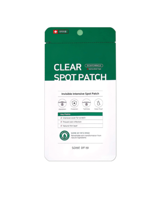 SOME BY MI Clear Spot Patch 10mm x 9ea / 12mm x 9ea