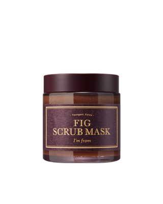 I'M FROM Fig Scrub Mask 120 g
