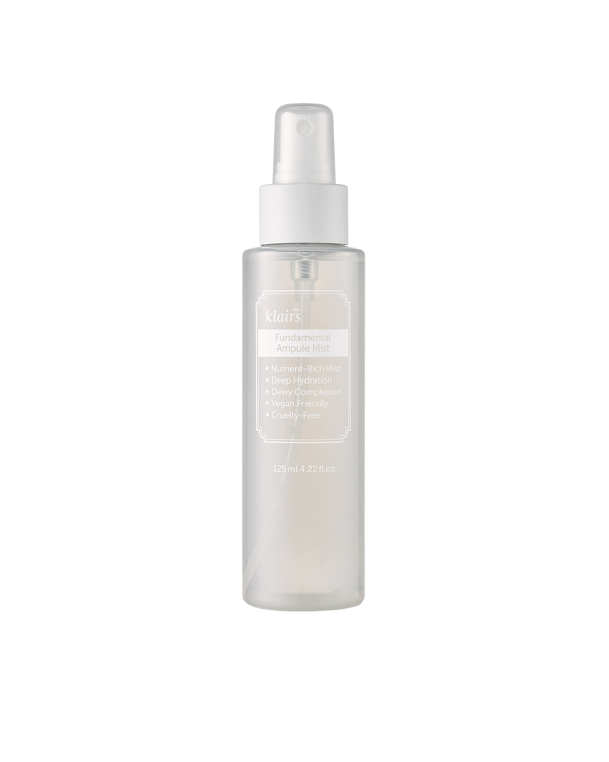 KLAIRS Fundamental Ampule Mist 125 ml