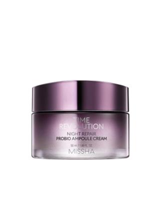 MISSHA Time Revolution Night Repair Probio Ampoule Cream 50 ml