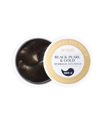 PETITFEE Black Pearl & Gold Hydrogel Eye Patch