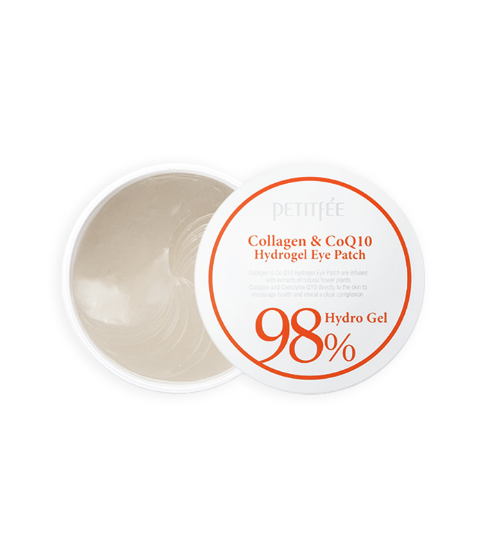 PETITFEE 98% Collagen & CoQ10 Hydro Gel Eye Patch