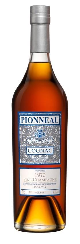Camus 'Pionneau' Cognac Vintage 1970